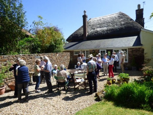 Coffee Morning May 2018